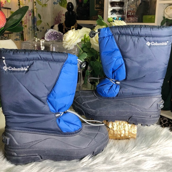 Swell Columbia Youth Big Boys Moon Phase Ii Snow Boots Cjindustries Chair Design For Home Cjindustriesco
